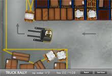 Logistics Museum • Online logistics games