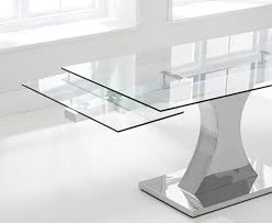 glass extending dining table and 6 chairs. athena 160cm extending glass dining table with hampstead z chairs and 6 n