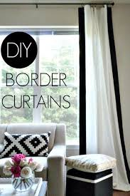 Interesting Black And White Curtains 15 Home Throughout Decorating Ideas
