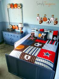 Star Bedroom Furniture All Star Sports Themed Room Kid Stuff Pinterest Artworks