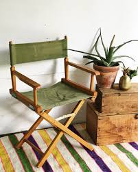 canvas folding chairs. Plain Chairs Canvas Folding Chair Directors Green Seat Vintage  Camp Stool Back Wood For Canvas Folding Chairs I