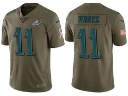 Items Buy Wentz To Carson On Eligible Of Returns Salute Awesome Jersey Our Service And Shipping Collection Free Jersey