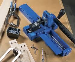 Kreg Jig Different Thickness Pocket Hole Jig K5 Kit