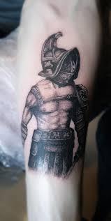 Gladiator Tattoo By Akithealien On Deviantart