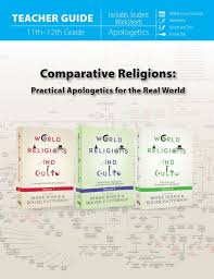 Zoroastrianism Vs Christianity Chart Comparative Religions Curriculum Pack