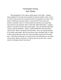 education sample essay writing format