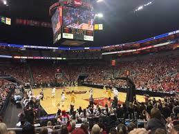 Louisville Cardinals Basketball Seating Chart Kfc Yum Center Section 112 Row M Seat 5 Louisville