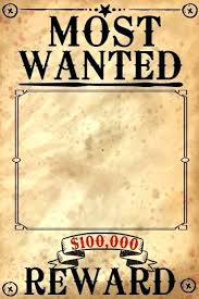 wanted photoshop template wanted poster template mikesylman info