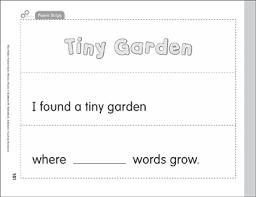 File Folder Pocket Chart Phonics Poems Consonant Blends