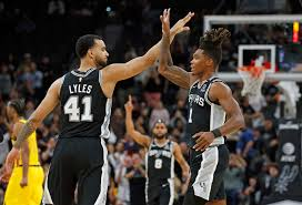 Download the perfect spurs pictures. San Antonio Spurs The Nba S Most Overlooked Young Core
