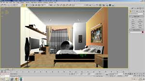 D Model Detailed House Interior  D Model MAX - 3d house interior