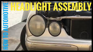 2000 e320 headlight wiring harness product wiring diagrams \u2022 2001 Volvo S40 1 9T Cold Air Intake how to replace the headlight assembly on a 2000 2003 mercedes e320 rh youtube com headlight wiring harness replacement gm headlight wiring harness