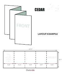 6 Sided Brochure Template 8 Panel Brochure Template 3 Google Docs 6 Tri Fold Dressie Co