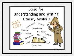 Writing A Literary Analysis Steps For Understanding And Writing Literary Analysis