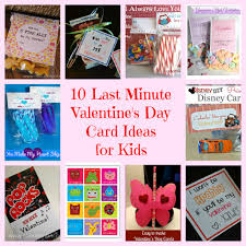 10 last minute valentine s day card ideas for kids the