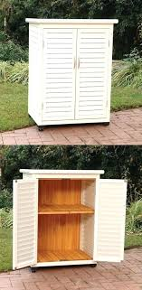 garden cabinet tall garden storage outdoor wood storage cabinets with doors lovely outdoor storage cabinets with