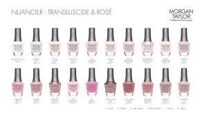morgan taylor nail polish s and roses
