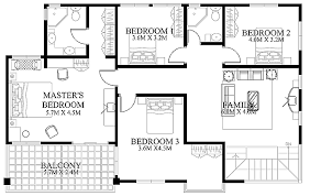 modern house floor plans. Unique Modern Modern House Design 2012002  Pinoy EPlans  Designs Small  Designs And More To Floor Plans O