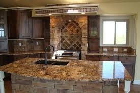 tiled kitchen island countertops pictures