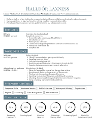 Resume Summary Examples For Students Student Resume Law Internship Resume samples Career help center 94