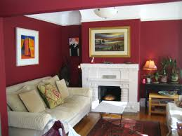 graceful living room with brick fireplace paint colors cute black king size bed red blanket andbrick