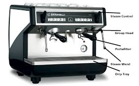 coffee machine parts. Contemporary Parts Parts Of An Espresso Machine That Every Barista Should Know In Coffee A
