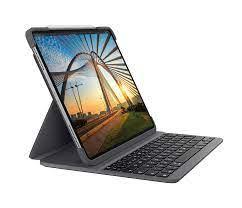 Logitech Slim Folio Pro - Toetsenbordcase voor iPad Pro