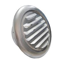 get ations stainless steel exterior wall hood exhaust vent hood exterior wall pipe cover flat aperture 100mm