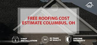Free Roofing Cost Estimate Columbus, Oh | Able Roofing