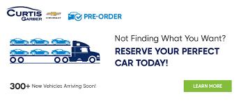 Curtis Garber Chevrolet® in Caro | New & Used Car Dealership Near ...