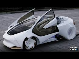 2018 toyota upcoming vehicles. brilliant 2018 2018 toyota concepti exterior and interior  autonomous car on toyota upcoming vehicles