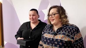 Thrive Awards 2019 - Laura Fogarty and Laura Gee - YouTube