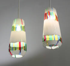 unusual pendant lighting. Collection In Blown Glass Pendant Lights For Home Decor Plan Unusual Lighting