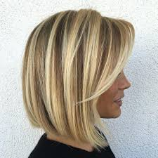 Layered Long Bob Hairstyles For Fine Hair L