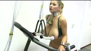Tit milking bondage by hamster
