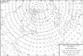 Wind And Temperature Chart Awws Users Guide Weather Products