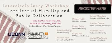 interdisciplinary workshop intellectual humility and public banner workshop