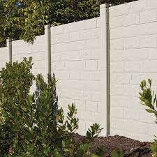 Small Picture The 25 best Concrete fence ideas on Pinterest Fence design