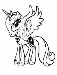 10 Kleurplaat Little Pony Sampletemplatex1234 Sampletemplatex1234