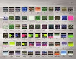 Prototypical Gary Yamamoto Senko Color Chart Gary Yamamoto