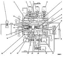 i have the same problem as cat 420 d power shift transmission graphic
