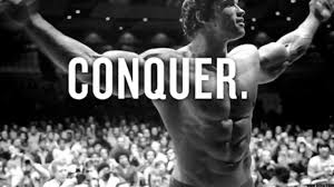 arnold schwarzenegger motivational bodybuilding quote