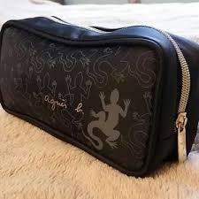 agnes b bags agnes b cosmetic bag