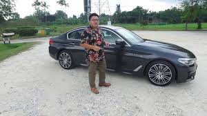 BMW 3 Series bmw 530i review : FIRST DRIVE: 2017 BMW 530i M Sport (G30) Malaysian Review - YouTube