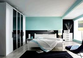 Small Bedroom Colour Schemes Apartment Interior Design With Black Combination Gorgeous Home