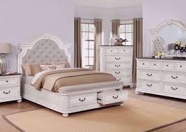 Keystone Bedroom Set - White