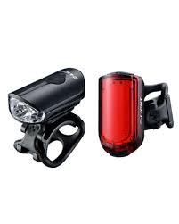 D Light Cg 211w D Light Cg 217pr Usb Rechargeable Front Blinker White Light Rear Red Blinker Light Set