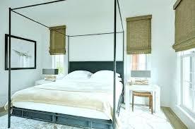 Black Canopy Bed Frame Lovely Black Canopy Bed Frame 3 Black Wood ...