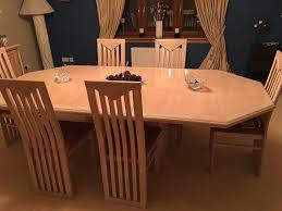 dining room table and chairs gumtree glasgow. pickled pine dining room table and 6 chairs gumtree glasgow