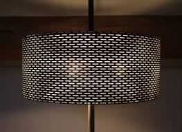 John and Sylvia Reid lamp for Rotaflex. Light ShadesLamp ShadesPerforated  MetalBright ...